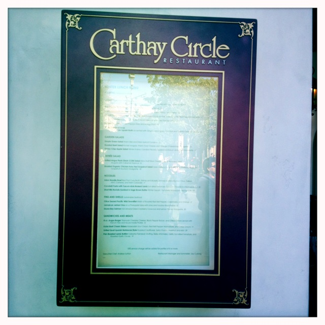 Carthay Circle by 2 Miss Mouses
