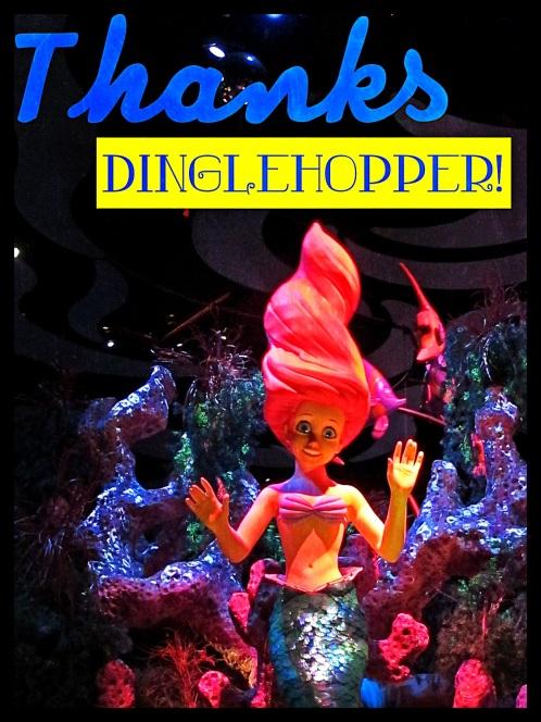 Thanks Dinglehopper! by 2missmouses.com