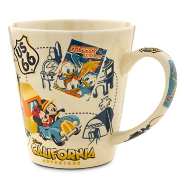 Mickey Mouse and Friends Mug- DCA via 2 Miss Mouses