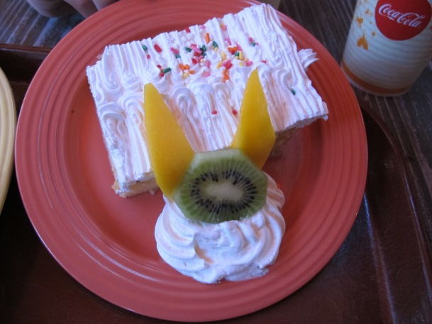 Tres Leches Cake @ Rancho del Zocalo by 2 Miss Mouses