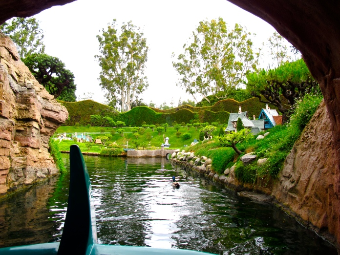 Storybook Land Canal Boats by 2 Miss Mouses
