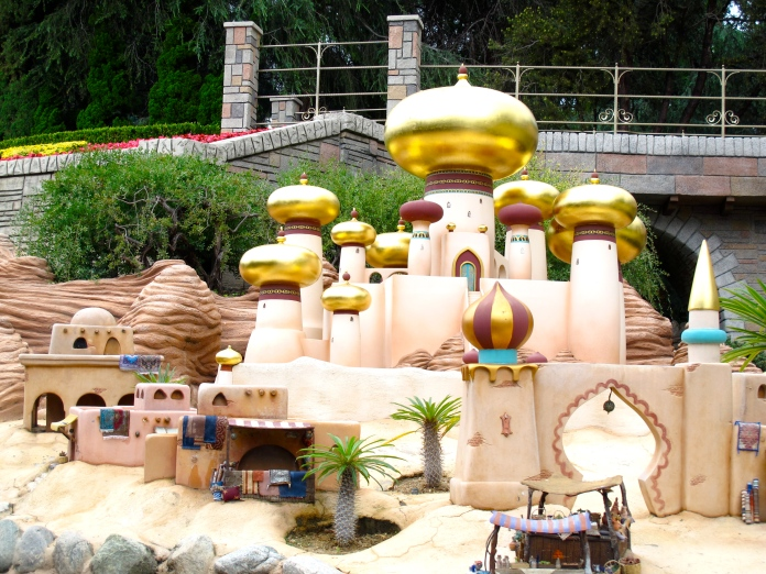 Agrabah at Storybook Land Canal by 2 Miss Mouses