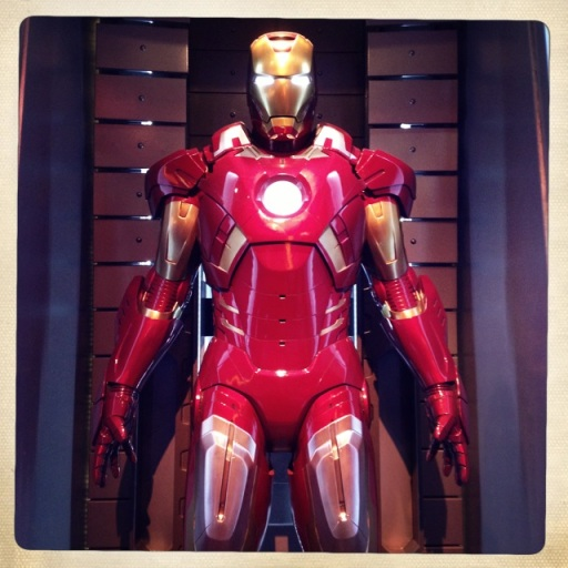 Iron Man Tech Expo @ Innoventions by 2 Miss Mouses
