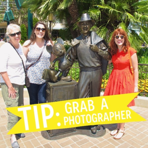 Tip: Grab a Photographer by 2 Miss Mouses
