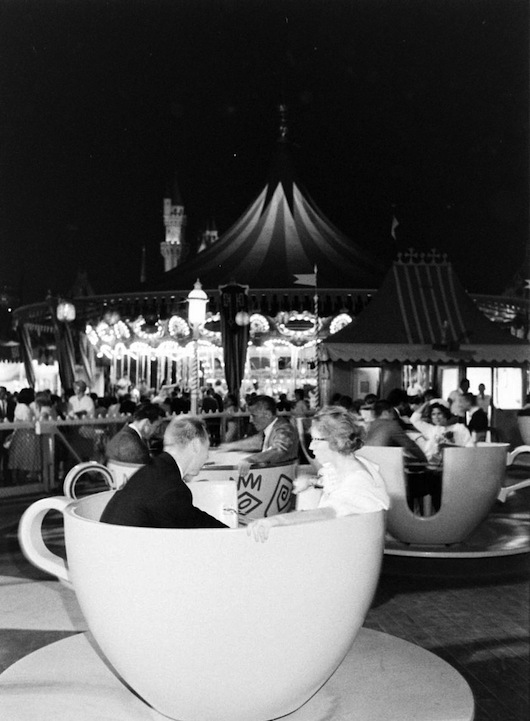1961 Prom Night at Disneyland photo by Ralph Crane