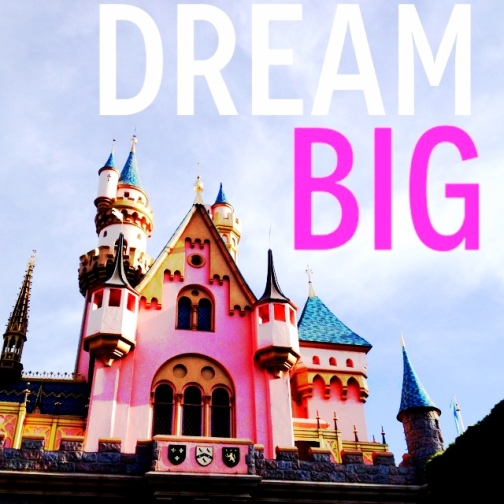 Dream Big by 2 Miss Mouses