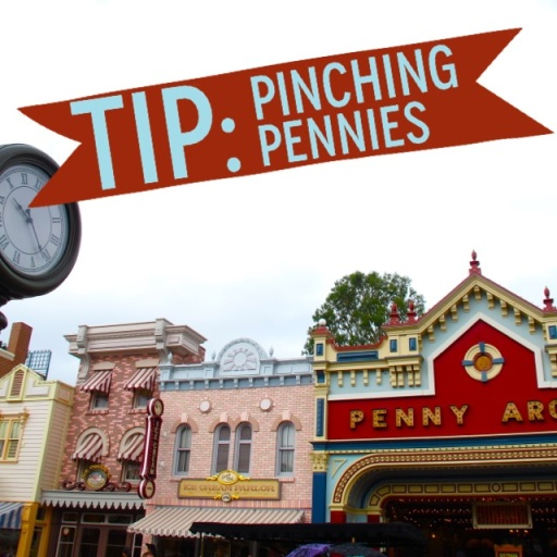 Tips for How to Save Money @ Disneyland by 2 Miss Mouses