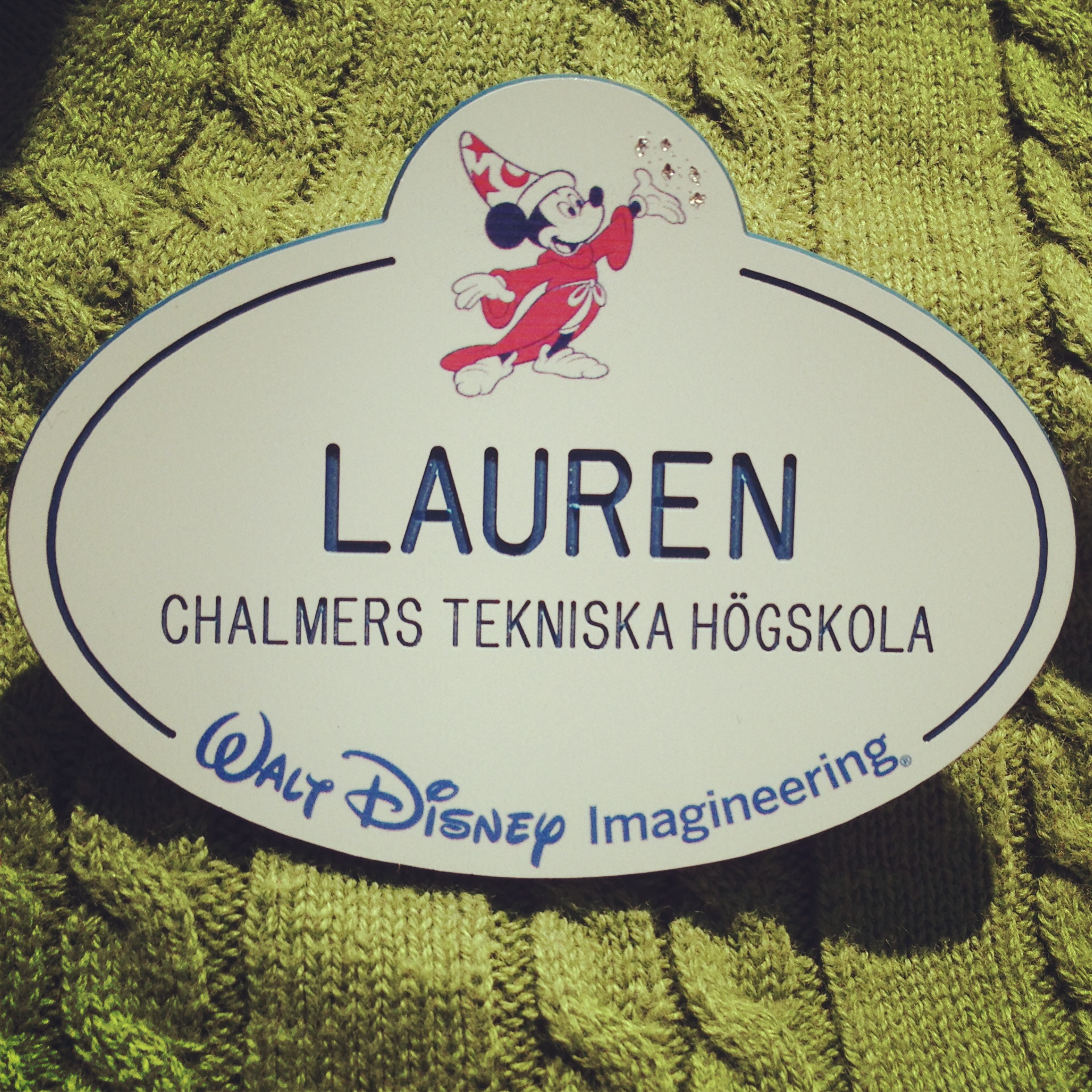 Imagineering | 2 Miss Mouses