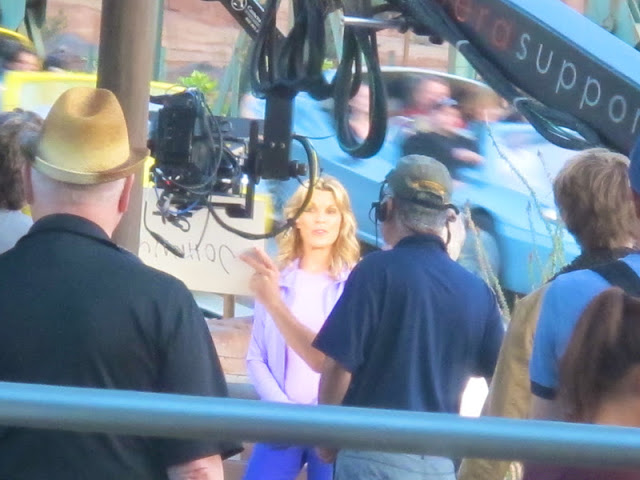 Vanna White at Disneyland by 2 Miss Mouses