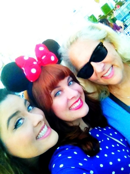 2 Miss Mouses Plus Mom by 2 Miss Mouses