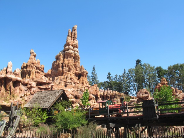 Big Thunder Mountain Railroad by 2 Miss Mouses