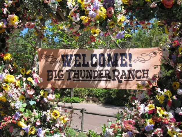 Spring Time Big Thunder Ranch by 2 Miss Mouses