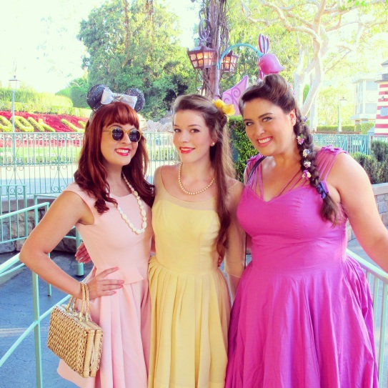 Dapper Day at the Teacups
