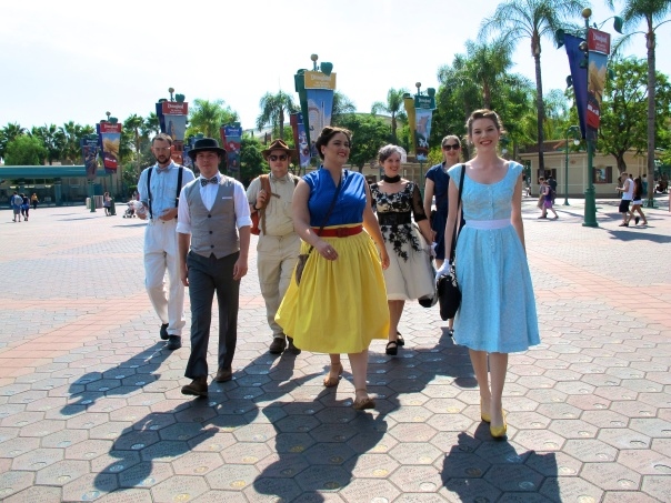 Off to Dapper Day