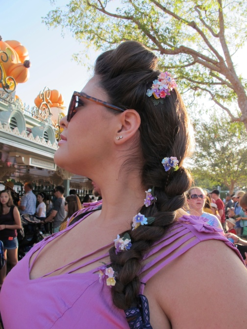 Disneybound Rapunzel