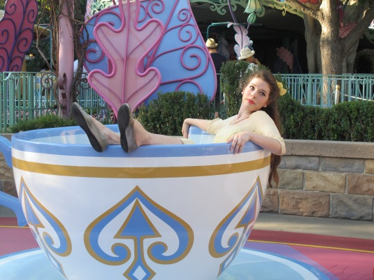 Laura in a Teacup