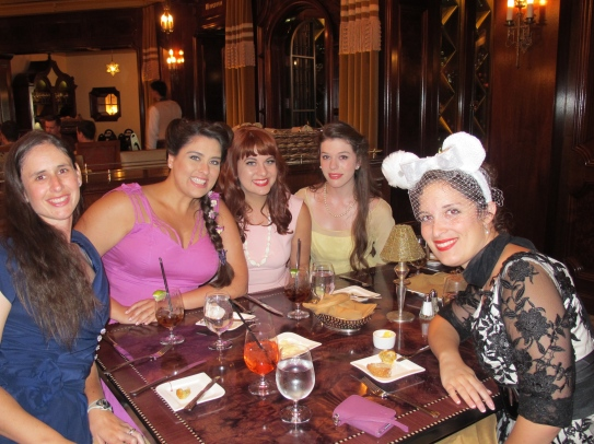 Bridesmaid's Luncheon at Carthay