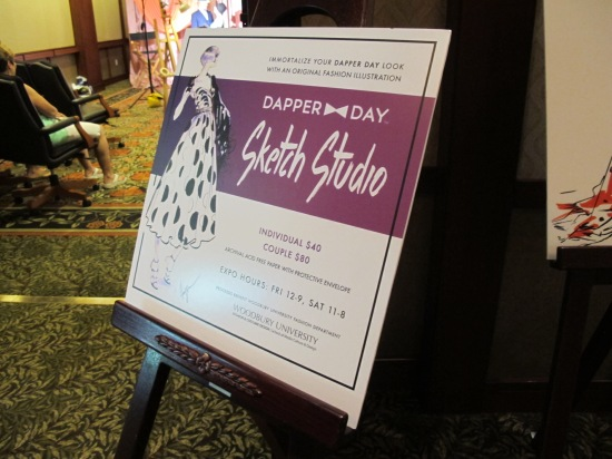 Dapper Day Sketch Studio