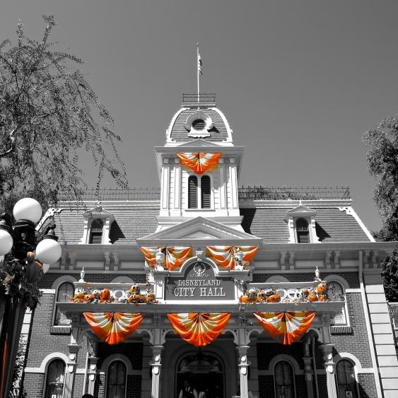 Halloween Time at Disneyland!